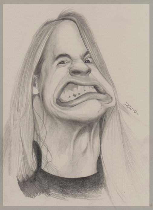 Anthony Kiedis par jovic772